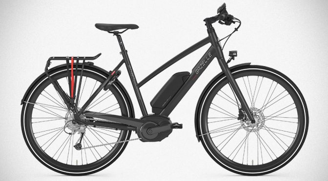 Royal Dutch Gazelle CityZen C8 HMB Pedal-assist eBike