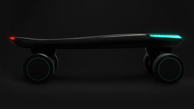 Spectra Smart Electric Skateboard with Built-in AI