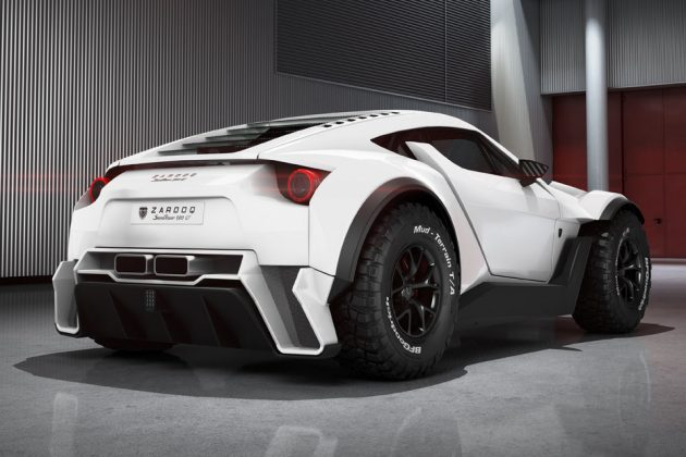 Zarooq SandRacer 500GT Off-road Supercar