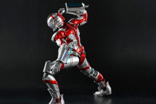 threezero 1/6 Scale ULTRAMAN Suit Action Figure