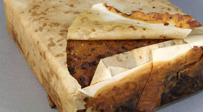 Ancient Fruit Cake Dated 100 Years Old Found In Antarctica