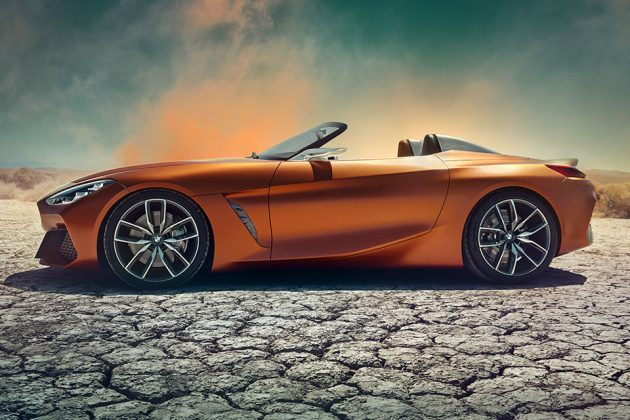 BMW Concept Z4 Sports Roadster