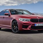 BMW Unveiled New 4.4L V8 Bi-Turbo M5 with 600 HP of Adrenalin Rush