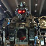 China's Giant Monkey Robot Wants To Take On America's MegaBot