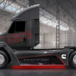 Cummins' Concept Electric Semi Makes 100-Mile, Hauls Up To 2 Tons Of Cargo