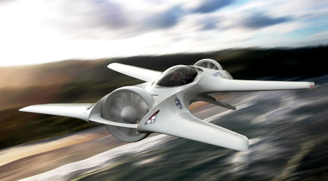 DeLorean 'Flying Car' Is Not The DeLorean You Have Come To Expect