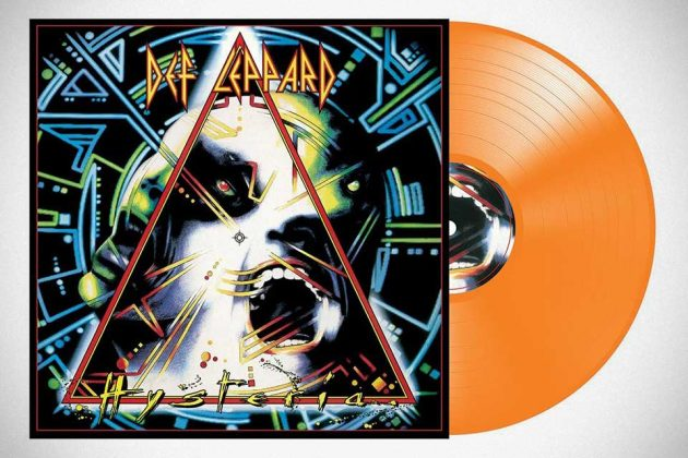 Def Leppard Releases 30th Year Multi Format Hysteria