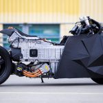 Custom BMW C Evolution Scooter Looks Like A Ride From Apocalypse