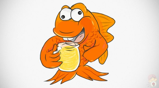 As It Turns Out, Goldfish Can Actually Make Alcohol When Oxygen-starved