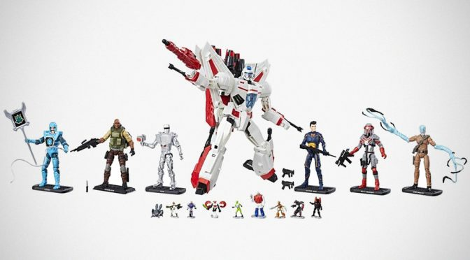 Hasbro San Diego Comic-Con Exclusives On Sale on Hasbro Toy Store