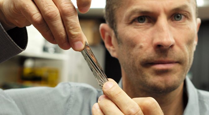IBM Revealed Prototype Tape Storage That Stores A Mind-bending 330 TB!