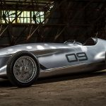 Infiniti Reveals A Retro E-Race Car At Pebble Beach And It Looks Fabulous
