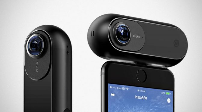 "ONE Is A New Breed Of 360 Camera Lets You ""Shoot First, Point Later"""
