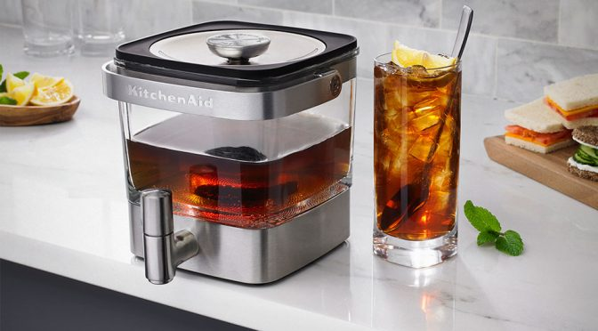 This Cold Brew Coffee Maker Is The Micro-Brewery Of The Coffee World