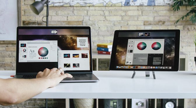 Luna Display Turns Any iPad Into A Wireless Second Display for Your Mac