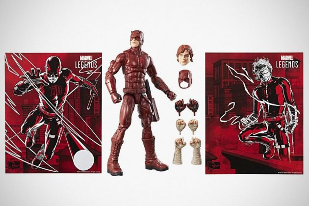 Marvel Legends 12-inch Series Daredevil