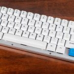 Meet WhiteFox, A Sweet, Fully-programmable Mechanical Keyboard
