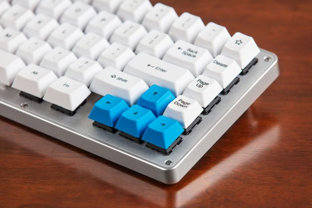 Matteo x Input Club WhiteFox Programmable Mechanical Keyboard
