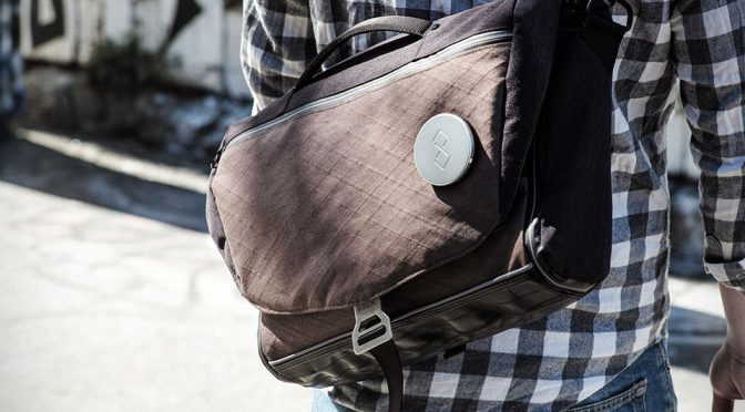 Mexxenger High-tech Modular Messenger Bag by PAIX Design