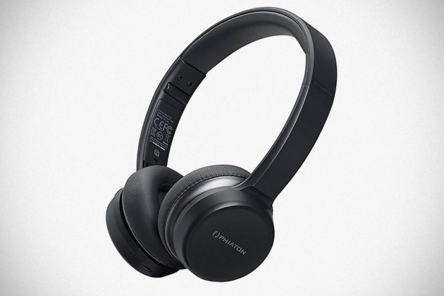 Phiaton BT 390 Foldable Bluetooth Headphones For Travelers