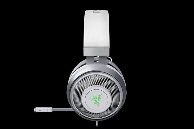 Razer Goes White with Mercury Edition Gaming Peripherals