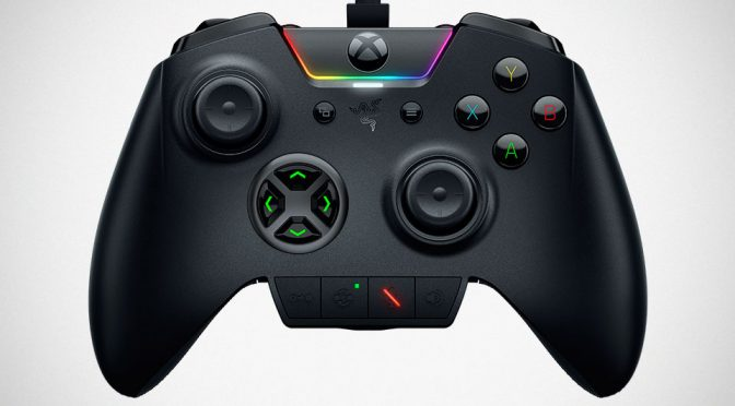 Razer's New Xbox One Controller Has An Impossible Level Of Customization