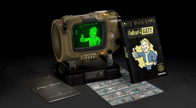 Real-life <em>Fallout 4</em> Pip-boy Wearable Is Making A Limited Time Comeback