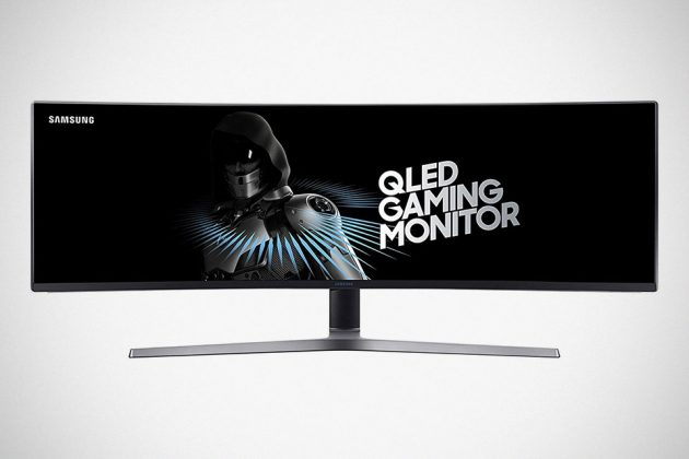 Samsung CHG90 QLED Ultra-Wide Gaming Monitor
