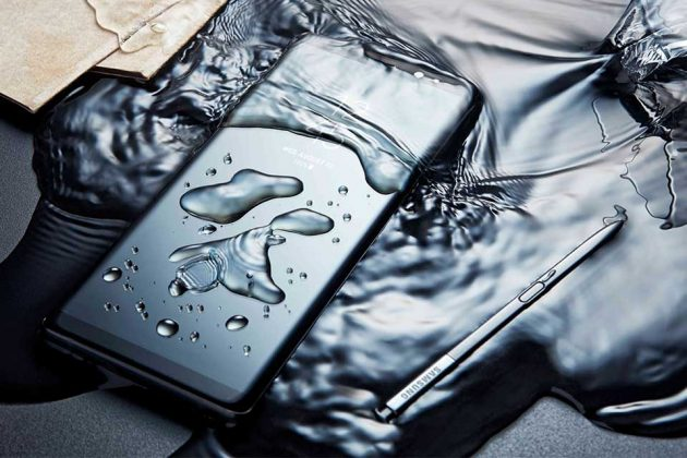 Samsung Galaxy Note8 Smartphone Goes Official