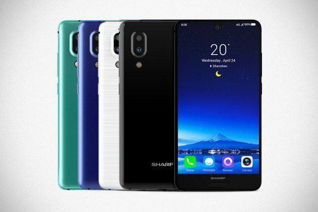 Sharp Aquos S2 Android Phone Announced For China Market
