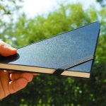 Sirius' SLICE Breaks Convention With Triangular-shape Notebook