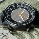 Canadian Watchmaker Managed To Pack A Slide Rule Into A Wrist Watch