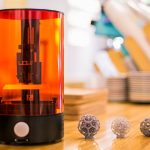 SparkMaker: A SLA 3D Printer That's Affordable And Super Easy To Use