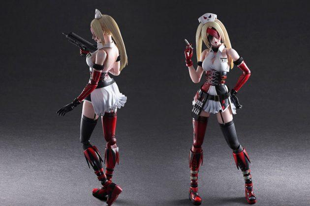 Square Enix Play Arts Kai DC Variant Harley Quinn Figure