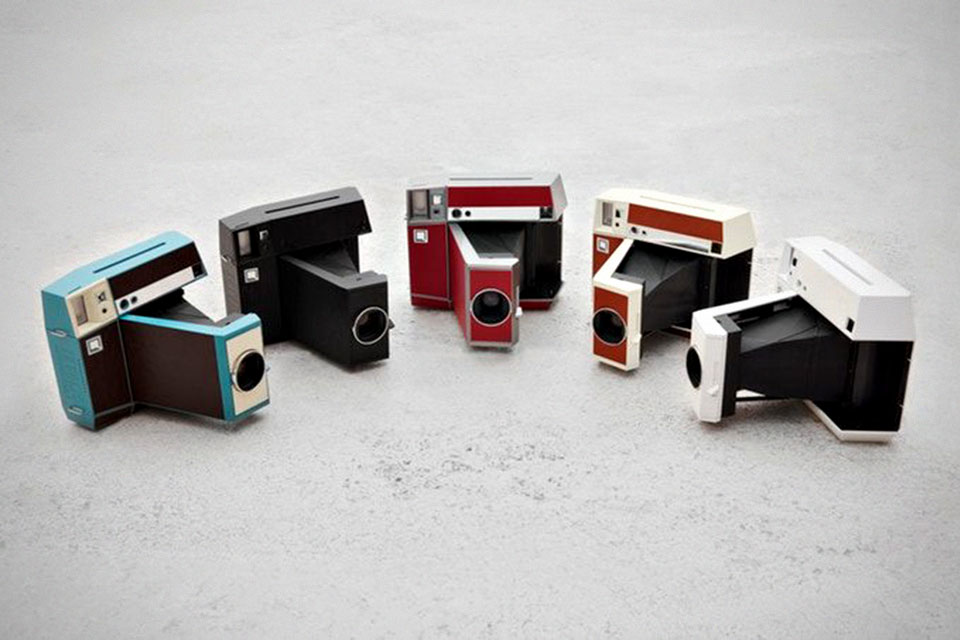 The Lomo'Instant Square Camera by Lomography
