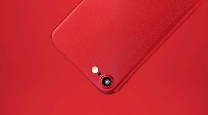 This Case Will Turn Your iPhone Into A (PRODUCT)RED Lookalike Or Even Better