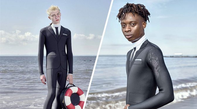 James Bond Probably Has Some Use For This Suit-like Wetsuit