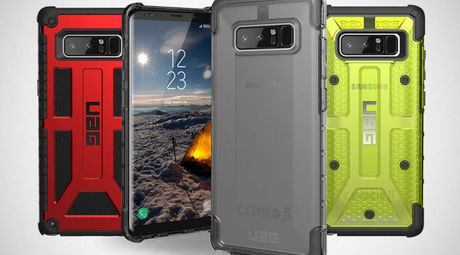Urban Armor Gear Case for Samsung Galaxy Note 8