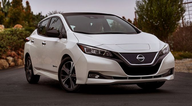 New Nissan LEAF Unveiled, Wants You To Drive With Just One Pedal