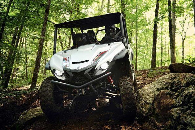 2018 Yamaha Wolverine X4 Sport Vehicle