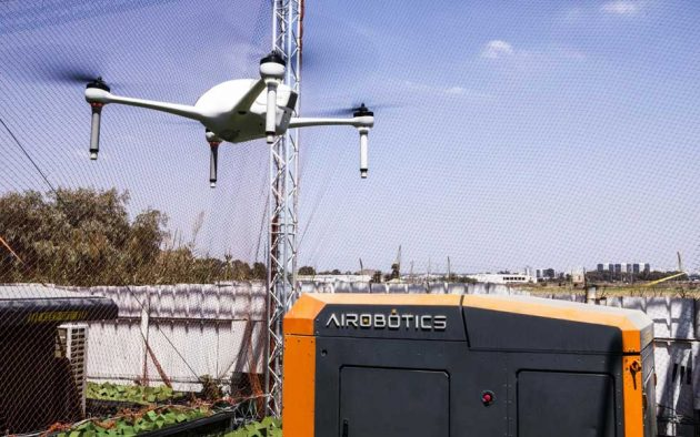 Airobotics Raises $32.5 Million in Round C Funding
