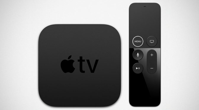 Apple Updates Apple TV With 4K And HDR Support, Announced Apple TV App