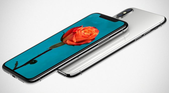 Apple iPhone X and iPhone 8 Smartphones