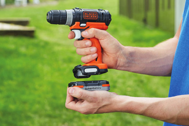 BLACK+DECKER GoPak System Power Tools