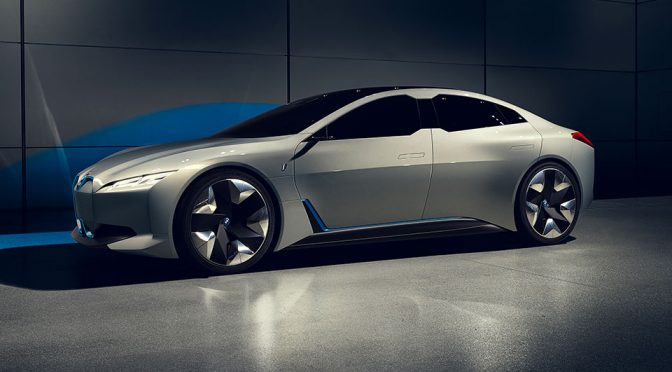 "BMW i Vision Dynamics Is The Electric Mobility Of ""Immediate Future"""