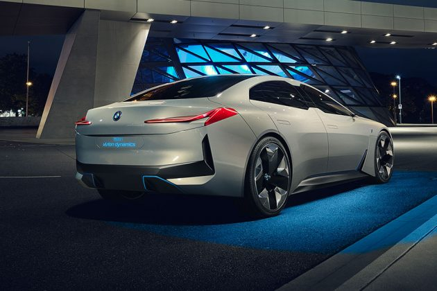 BMW i Vision Dynamics 4-Door Gran Coupe