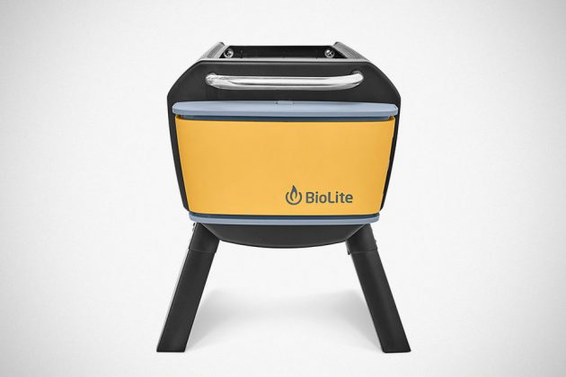 BioLite Bluetooth-enabled Smokeless Camping Stove