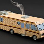 This Scale <em>Breaking Bad</em> RV Spews Incense, Not Meth Smokes