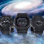 CASIO Marks 35 Years With Limited Edition G-Shock Wrist Watches