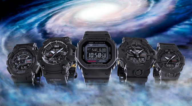 CASIO G-Shock Limited Edition 35 Years Wrist Watches